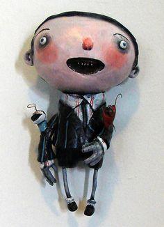 escultura by vermelho ruber, via Flickr