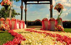 Cores e Iluminação em Casamentos - Blog Virou Casamento