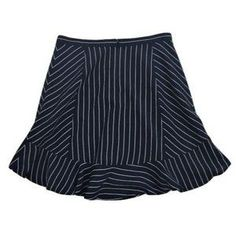 J Crew Skirt, Blossoms, Stripes, Skirts, Outfits, Things To Sell, Fashion, Moda, Skirt