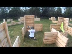 Paintball Planète Montpellier 2013