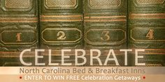 Enter to WIN celebration getaways to North Carolina Bed and Breakfast Inns member Inn on Mill Creek in Old Fort near Black Mountain and Asheville, NC!