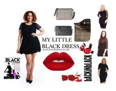 """""""Little Black Dress"""" by lovefashionuk on Polyvore featuring Chanel, Lime Crime and SCARLETT"""