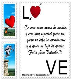 mensajes bonitos para el dia del amor y la amistad,descargar frases bonitas para el dia del amor y la amistad: http://www.datosgratis.net/frases-de-san-valentin/