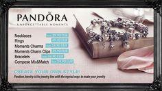 PANDORA JEWELRY  | www.schulz-juweliere.de