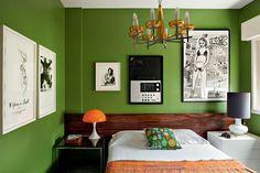 O colorido de Maurício Arruda - Casa Vogue | Interiores