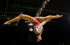 #USA's women win  #Gold in the team #ArtisticGymnastics final with 184.897 #RUS take #Silver, #CHN claim #Bronze