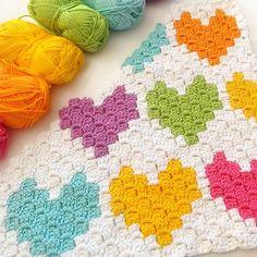 Crochet Cushion Pattern: A Perfect Match - Crafty CC Crochet Geek, Crochet Chart, Crochet Stitches, Crochet Hooks, Crochet Baby, Blanket Crochet, Crochet Afghans, Crochet Granny, Crochet Cushion Pattern