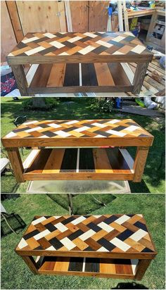 16 best pallet table outdoor images recycled furniture pallet rh pinterest com
