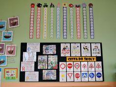 Výsledek obrázku pro výzdoba třídy na začátku školního roku Preschool Learning, Learning Activities, School Decorations, Pre School, Diy And Crafts, Classroom, Teacher, Education, Words