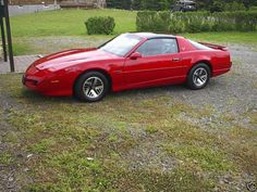 1991 Pontiac Firebird- mine was white, had t-tops & I loved this car!