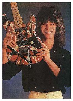 Eddie Van Halen- genius