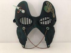 steam punk skull mask gf ideal halloween partys