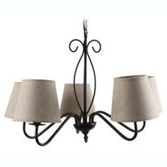 METAL CEILING LAMP 56X56X40(95)