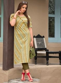 #Kurtis Latest Kurti Design LATEST KURTI DESIGN | IN.PINTEREST.COM FASHION #EDUCRATSWEB