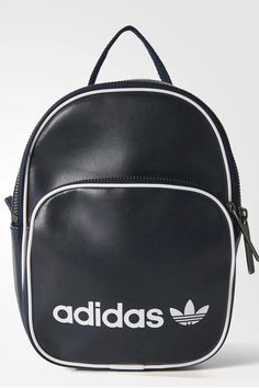 MOCHILA ADIDAS ORIGINALS BP CLASS X MINI PRETO - BabadoTop