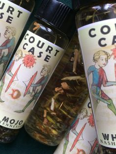 Court Case Hoodoo oil - witchcraft, magic, spells by whitemojo on Etsy