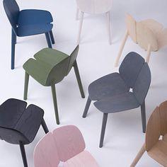 / Mattiazzi / Osso Chair // Ronan & Erwan Bouroullec
