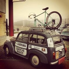 tears4gears: Vintage Bianchi - Carpano Bianchi