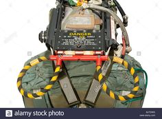 Martin Baker Ejection seat out of and Phantom Jet Fighter Stock Photo: 28811941 - Alamy Fighter Aircraft, Fighter Jets, Rocket Motor, Ejection Seat, F4 Phantom, Navy Marine, Aircraft Pictures, Model Airplanes, My Ride