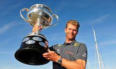 Robert Scheidt 3 Time International Star Class World Champion