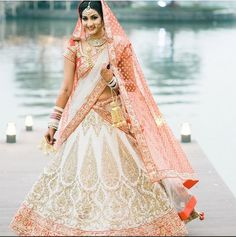 #Indian Bride #Gujarati #Bridal #Wedding #Beautiful #Stunning