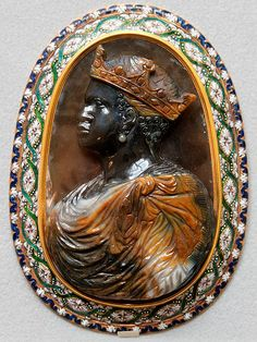 Cameo African King