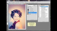 Photoshop tutorial handelingen aanpassen (NL)