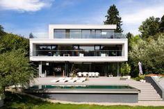 House in Hinterbrühl, by Wunschhaus Architektur.