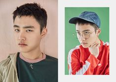 EXO   LUCKY ONE TEASER IMAGES   D.O