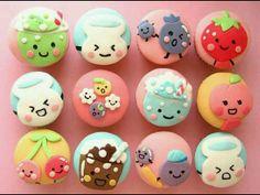 Korea cupcake