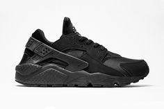 Nike Fall 2014 Air Huarache Triple Black (Updates)