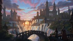 Cascade Chateau by Gjaldir on deviantART