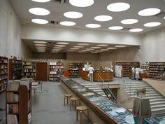 Alvar Aalto, The Finnish Committee for the Restoration · Viipuri Library