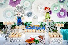 Frozen Birthday Party Ideas   Photo 1 of 13