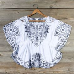 Whimsy Blouse, Sweet Country Inspired Clothing