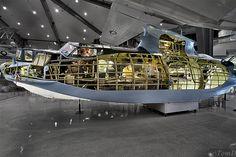 PBY Catalina cutaway, via Flickr.