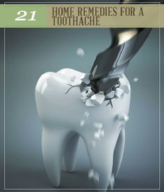 21 Home Remedies for a Toothache | Natural Remedies For Homesteading To Make Life Easier