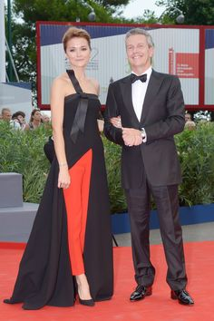 Nadezhda Mikhalkova with Daniel Riedo    - Cosmopolitan.com
