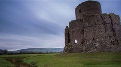 Tretower Castle near Crickhowell