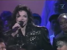 Michael Jackson and The Jacksons - The Jackson Family Honors 1994 - If You'd Only Believe - YouTube