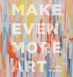 MAKE EVEN MORE ART || pippinandpearl.com