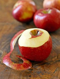 Your Fall Apple Guide #myplate