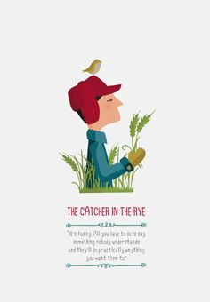 an analysis of holden caulfield a jd salingers character Since his debut in 1951, holden caulfield — the funny, complex, wry protagonist  of jd salinger's the catcher in the rye  jd salinger's classic novel, which  gave life to holden caulfield  rethinking a classic character.
