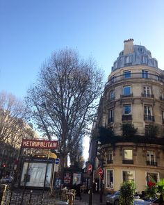 Metropolitain, Paris