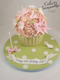 giant cupcake - Google Search