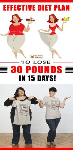 How would you feel if we tell you its possible to lose 30 pounds in 15 days? If you need a quick fix because theres an occasion around the corner this diet will come in handy. Upon research Ast