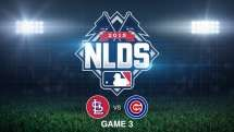 10/12/15: Cubs take lead in NLDS with six homers