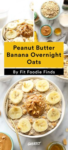 Fit Foodie Finds: overnight oats