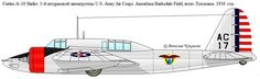 Image result for Curtiss A-18 Shrike II