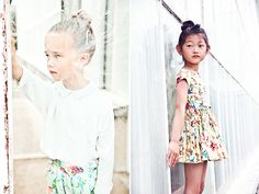 Honestly, how flippin' adorable is this collection of children's clothing from Belgium brand Morley. The summer dresses and jumpsuits are just beyond darling. And finally, some decent looking boys clothes which is a nice change from some of the more mundane options I'm used to seeing. If only